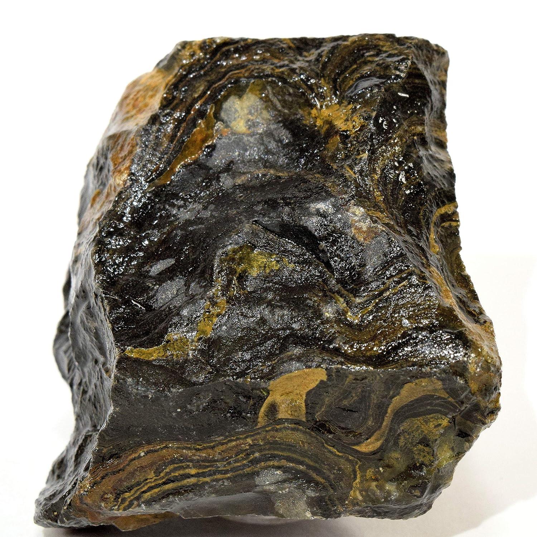 HQRP Piedra de Cristal Natural de 160 g de Stromatolite para ...