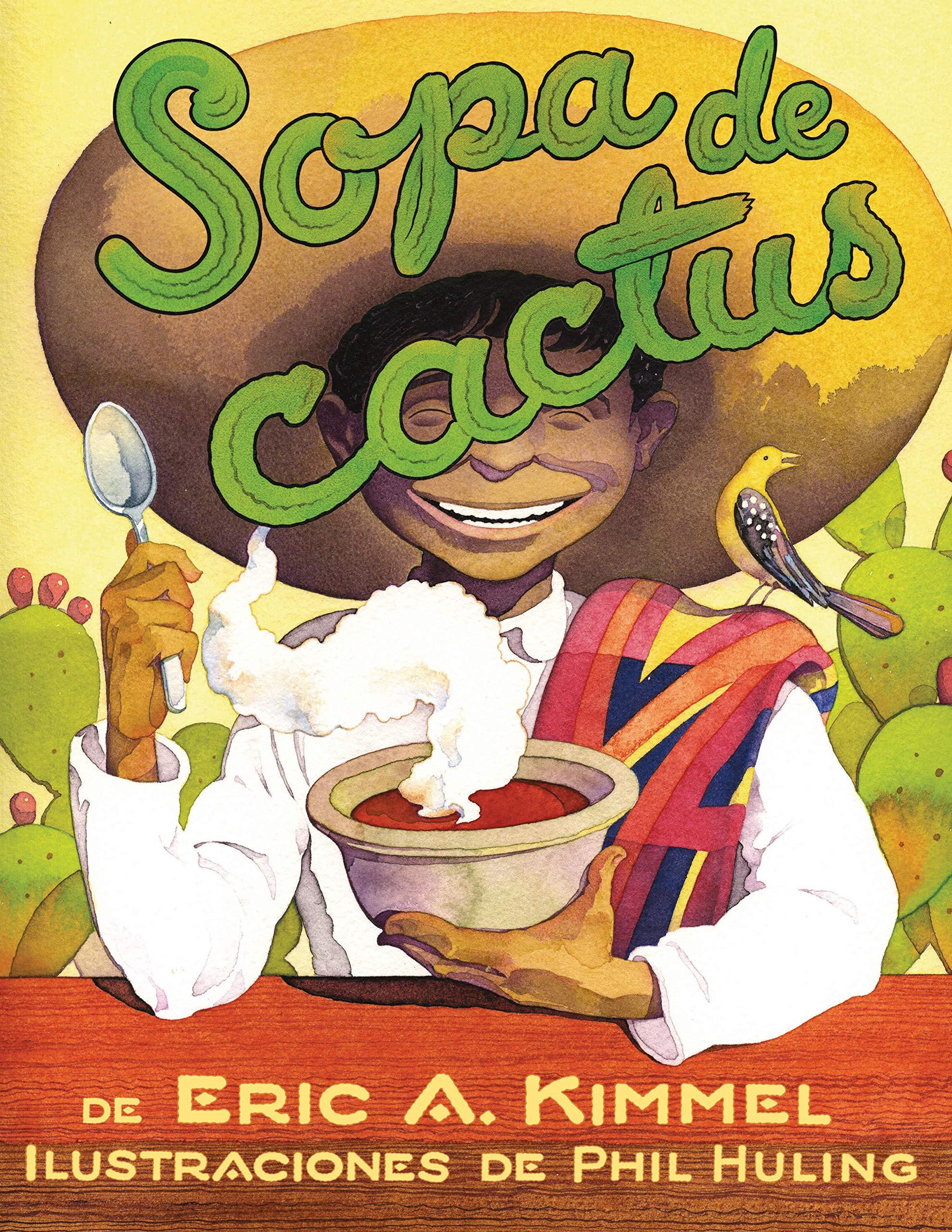 Sopa de cactus