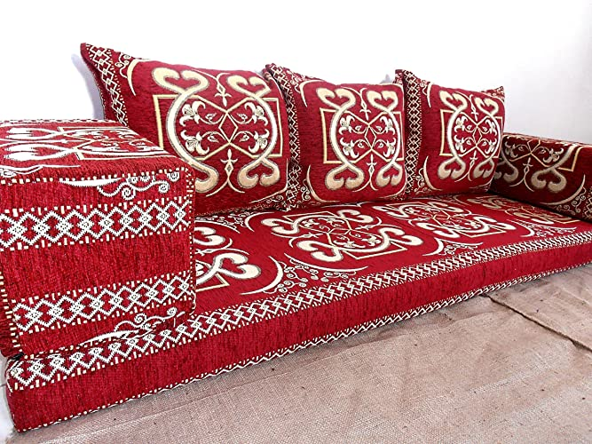 Beau Floor Seating,floor Cushions,arabic Seating,arabic Cushions,floor  Sofa,oriental