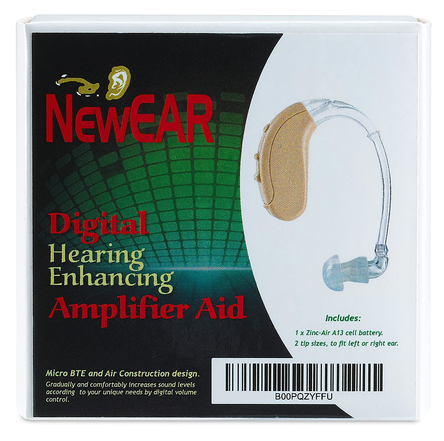 Newear Digital Modern High Power Personal Sound Hearing Living Aids Amplifiers Accessories Amplifier Aid Fda Approved Health Care