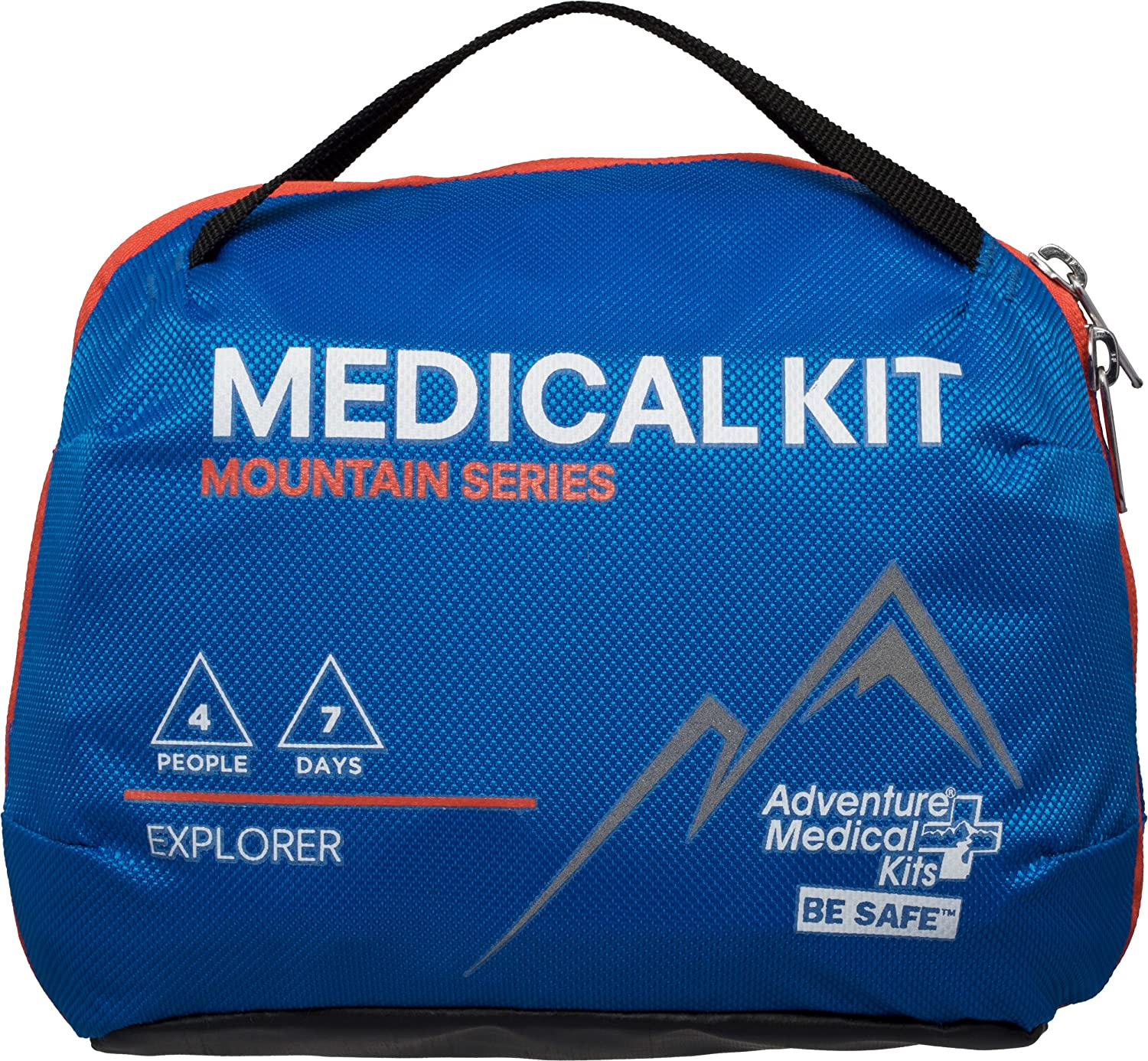 Adventure Medical Kits Mountain Series Explorer First Aid Kit - 111 Pieces: Sports & Outdoors