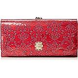 cc22bd1da141 Amazon | アナスイ ANNA SUI ピーコック 長財布 財布 外がま口 かぶせ ...
