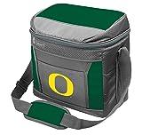 NCAA Oregon Ducks NCAA 9 Can Soft Side Cooler, Gray