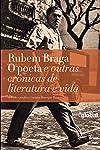 O poeta e outras crônicas de literatura e vida (Rubem Braga)