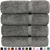 Luxury Premium Long-Stable Hotel & Spa Turkish Cotton 4-Piece Eco-Friendly