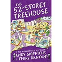 The 52-storey treehouse: The Treehouse Books 05
