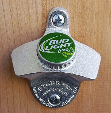 Light Green BOTTLE CAP MOUNT Starr X Wall Mount Bottle Opener Powder Coated NEW!
