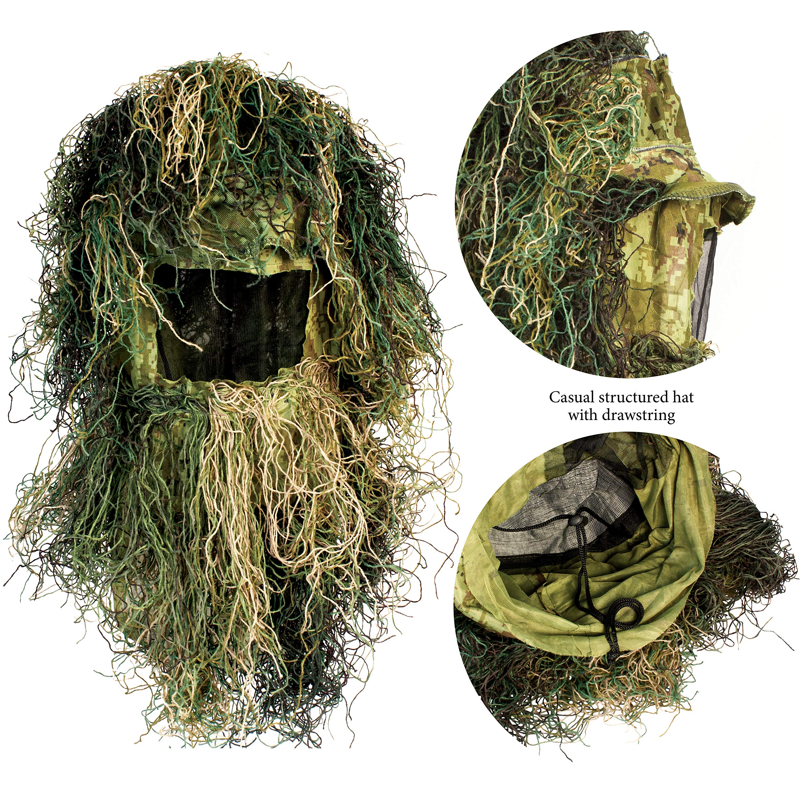 Red Rock Outdoor Gear - Ghillie Suit by Red Rock Outdoor Gear (Image #3)