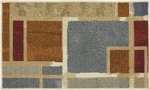 Mohawk Home Soho Regnar Geometric Squares Accent Area Rug, 1'6