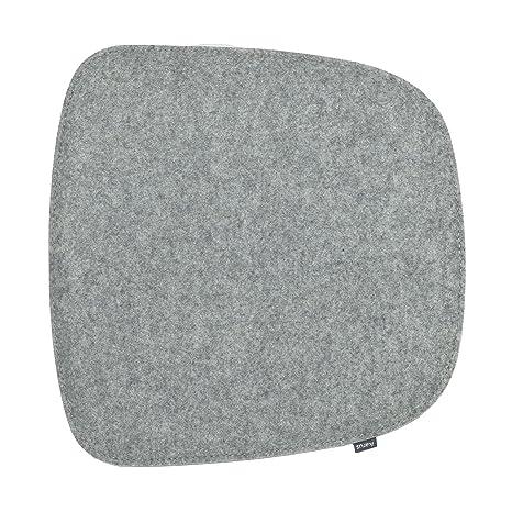 Cojín de asiento para Eames Arm Chair de 2 capas plateado ...