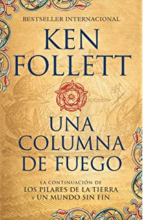 Una columna de fuego (Spanish-language edition of A Column of Fire) (