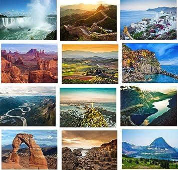12 famous photographic landscape scenic blank greeting cards 12 famous photographic landscape scenic blank greeting cards m4hsunfo