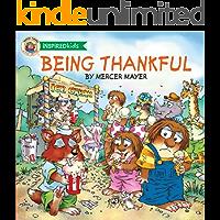 Being Thankful (Little Critter Inspired Kids)