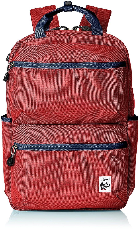 [チャムス] リュック Eco Front Pocket Day Pack CH60-2524-K001-00 B079Y3SMZ1 レッド レッド