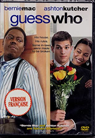 Devine Qui Guess Who English French 2005 Widescreen Double Au