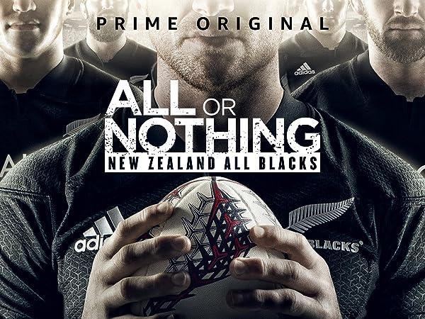 プライムビデオ英語字幕版オール・オア・ナッシング~ニュージーランド オールブラックスの変革の画像