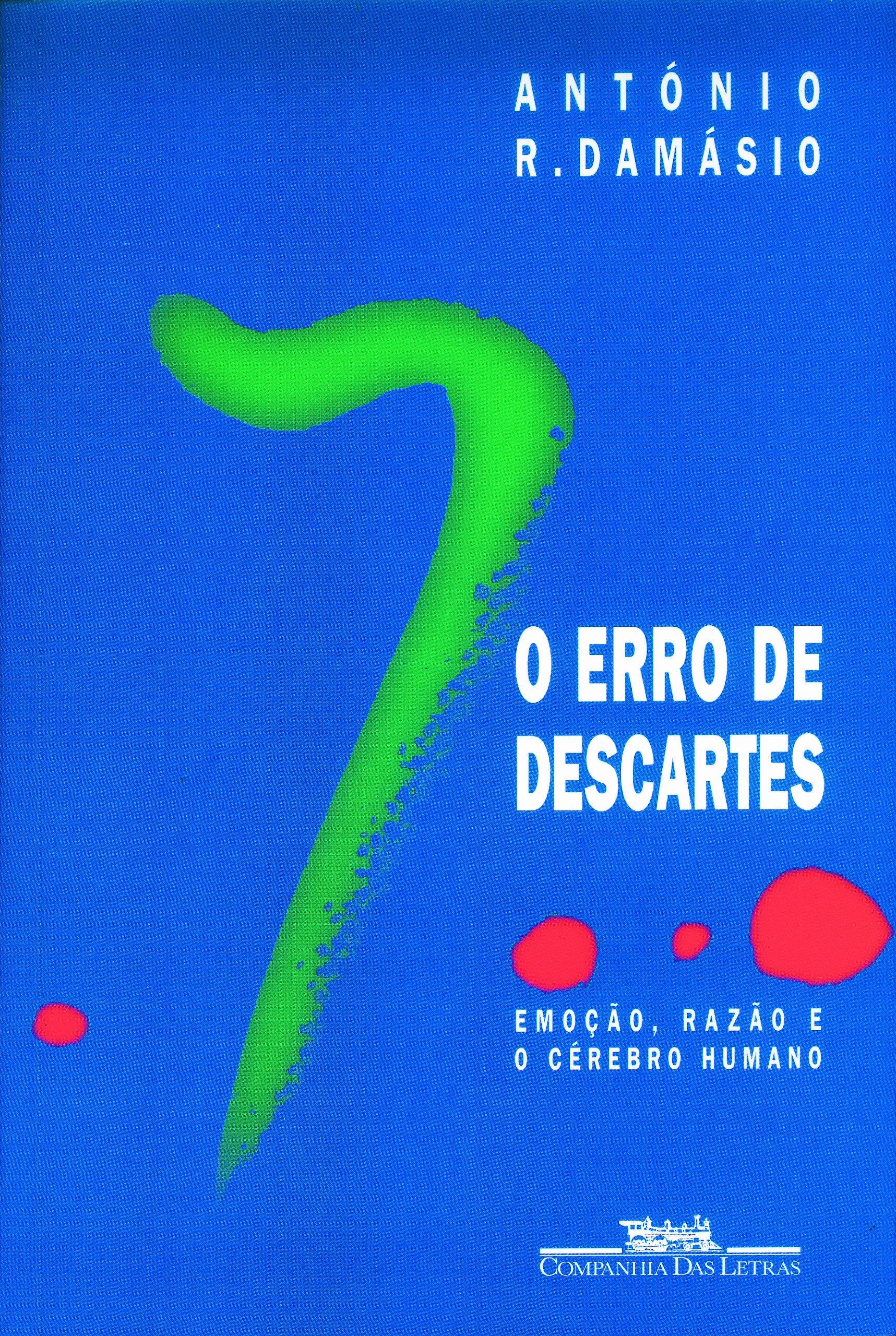 O Erro De Descartes Ebook