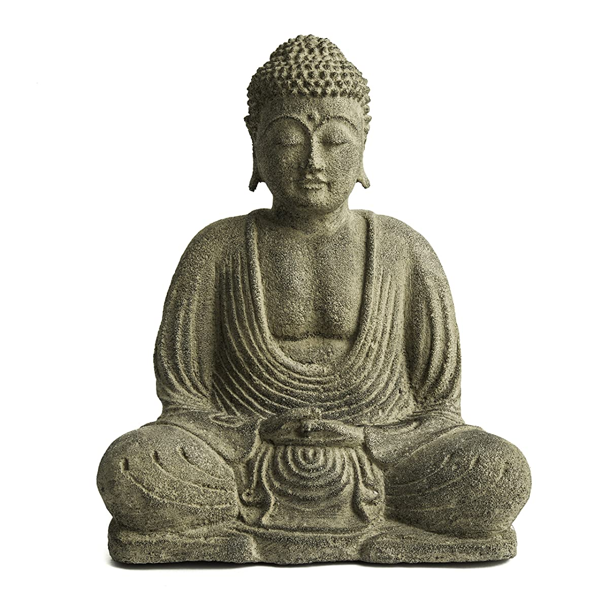 Repose ST10201253 Peaceful Buddha Outdoor Statues