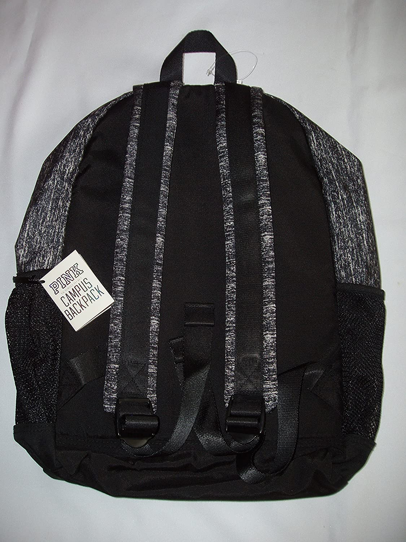 94b6f93ec9de Victorias secret pink sequin bling padded laptop sleeve backpack school tote  book bag black computers accessories