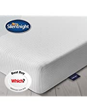 Silentnight 3 Zone Memory Foam Rolled Mattress