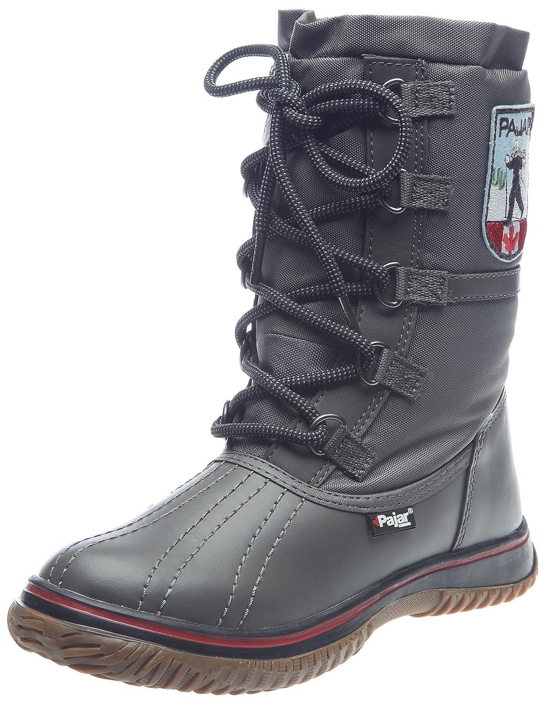 Pajar Women's Grip Low Boot B004W3039O 36 M EU / 5-5.5 B(M) US|Charcoal