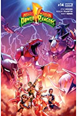Mighty Morphin Power Rangers #14 Kindle Edition