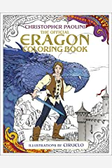 The Official Eragon Coloring Book (The Inheritance Cycle) Paperback