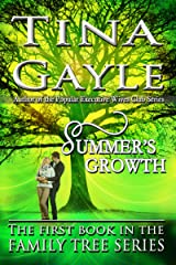 Paranormal Romance: Summer's Growth: College Age woman sleuth (Family Tree - Psychic Romantic Suspense series Book 1) Kindle Edition