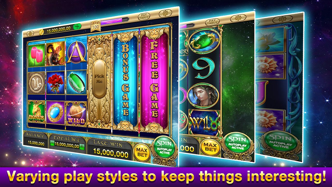 Rules of the Lucky Zodiac Slot