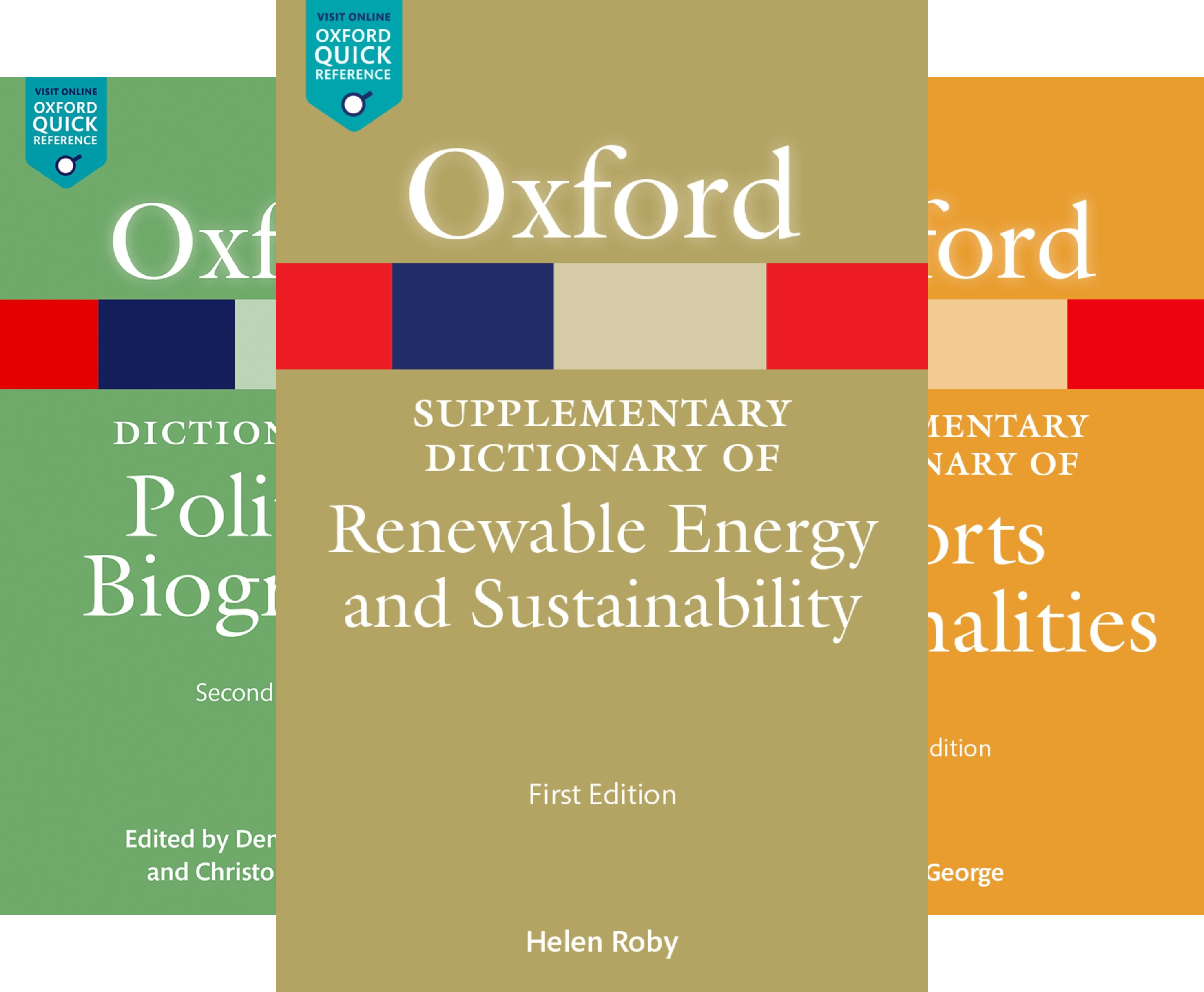 Oxford Quick Reference Online