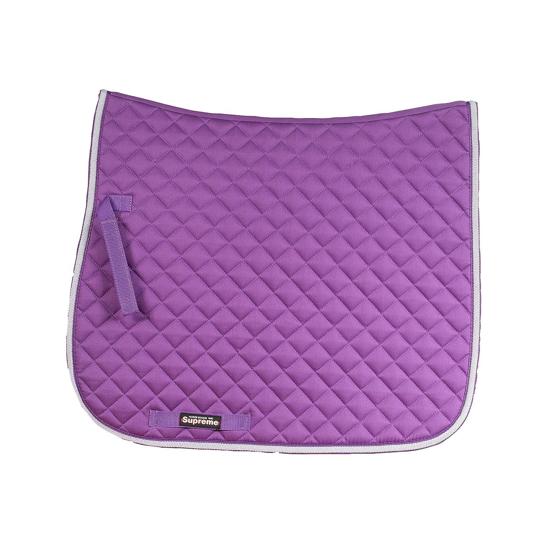 Purple Full Purple Full Horze Prinze dressage saddle pad