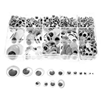 Variety Value Pack SANC 1 Box/lot (Approx.1120 pcs) 0.16 inches (4mm) to 1 inch...