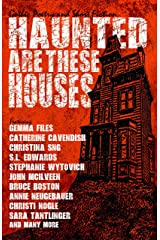 Haunted are These Houses Kindle Edition
