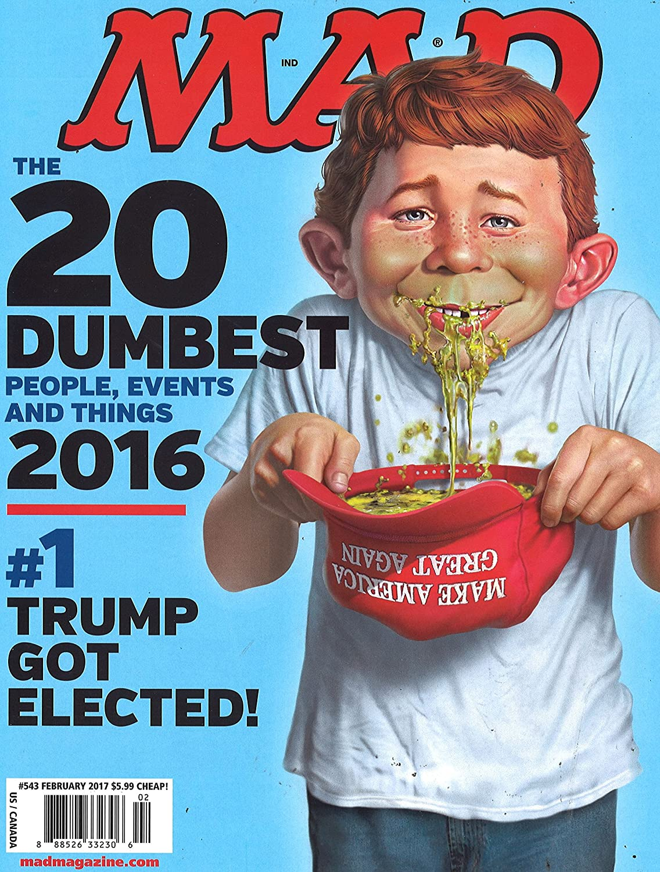 MAD Magazine Print Magazine