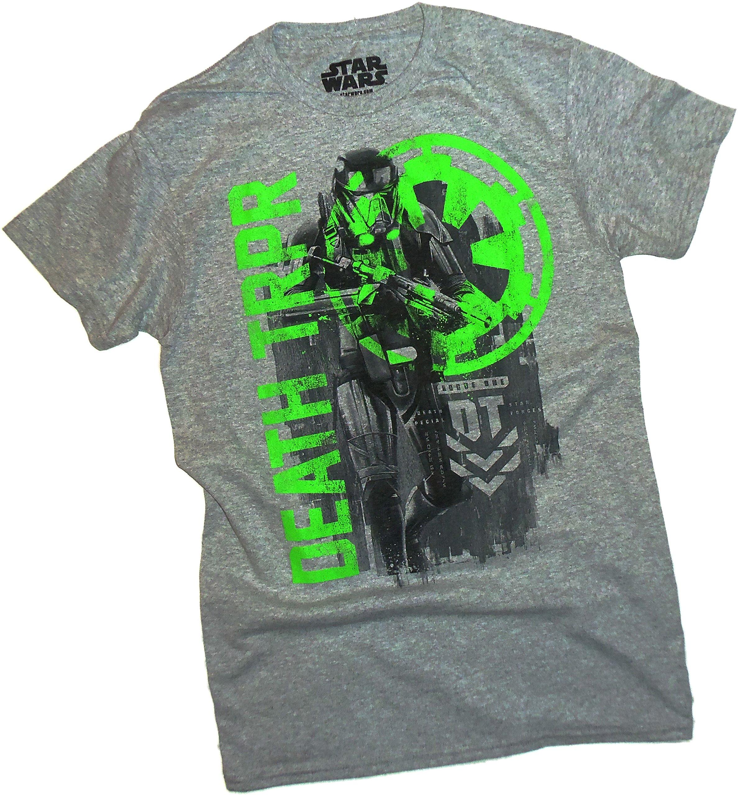 Lucasfilm Ltd Rogue One A Story Death Trpr Death Trooper Adult T Shirt 2291