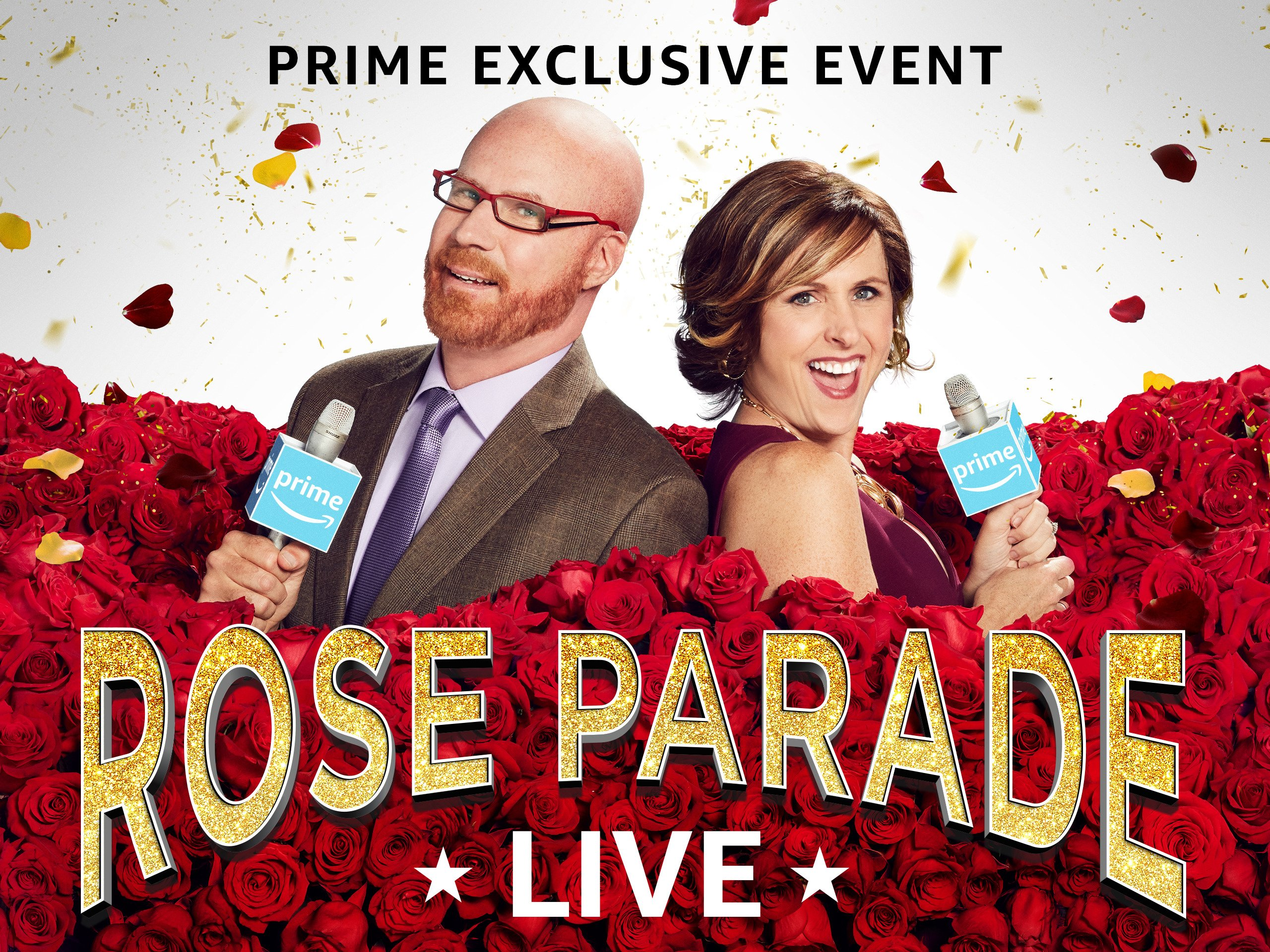 Amazon The 2018 Rose Parade Hosted By Cord Tish Will Ferrell