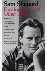Fool for Love and Other Plays Paperback