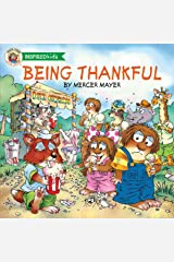 Being Thankful (Mercer Mayer's Little Critter (Paperback)) Kindle Edition