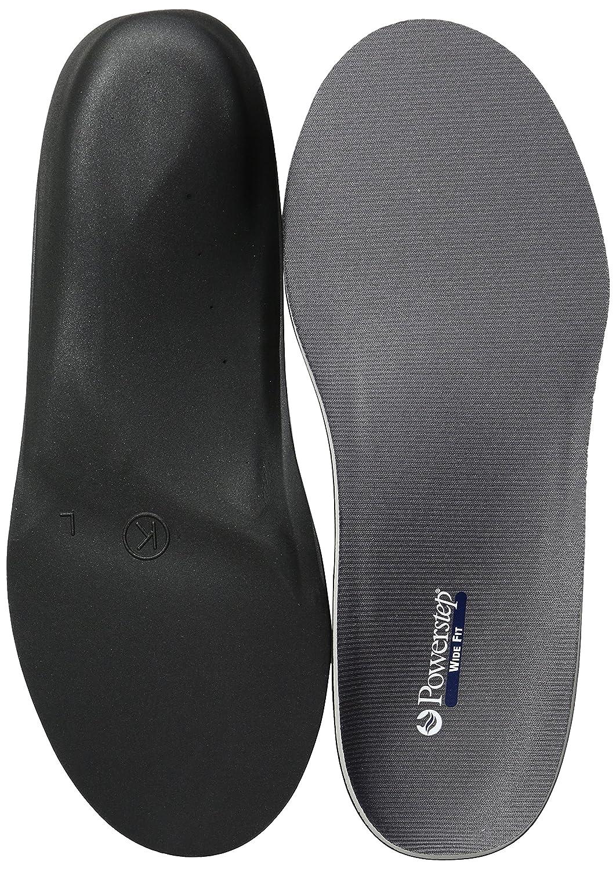 307e176f6d Amazon.com: Powerstep Wide Fit Full Shoe Inserts: Shoes
