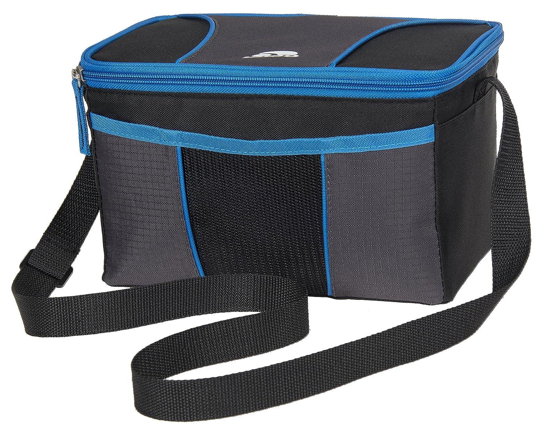 Igloo HLC 6 Tech Basic 6 Cans 62455 Black//Blue
