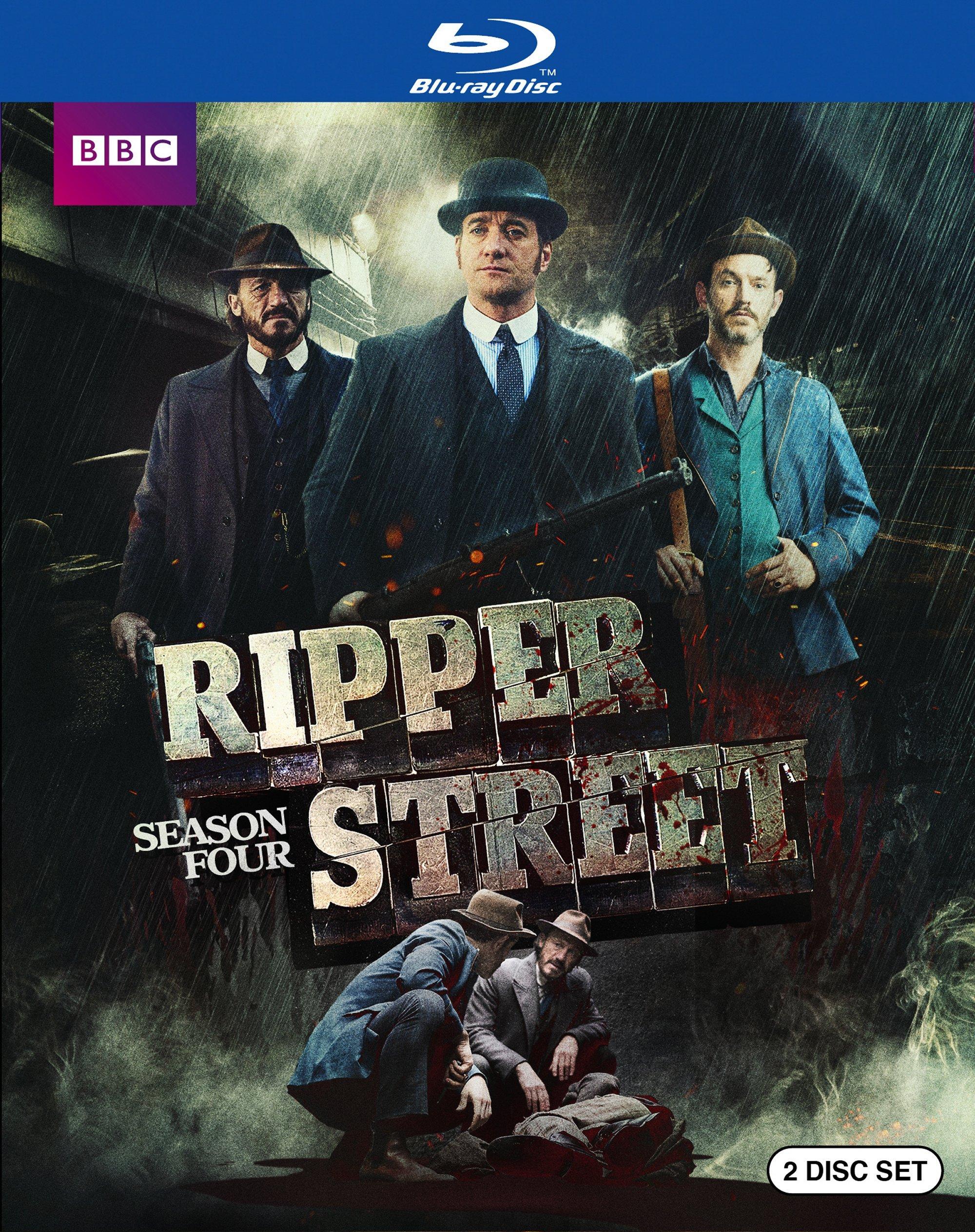 Blu-ray : Ripper Street: Season Four (2 Disc)