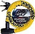 Barrichello(バリチェロ) スーパーロック バイク 自転車 φ(直径)22mm×1200mm ワイヤーロック 盗難防止 軽量タイプ 保証付き Cyber Monday