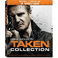 Taken 3-Movie Collection on Blu-ray