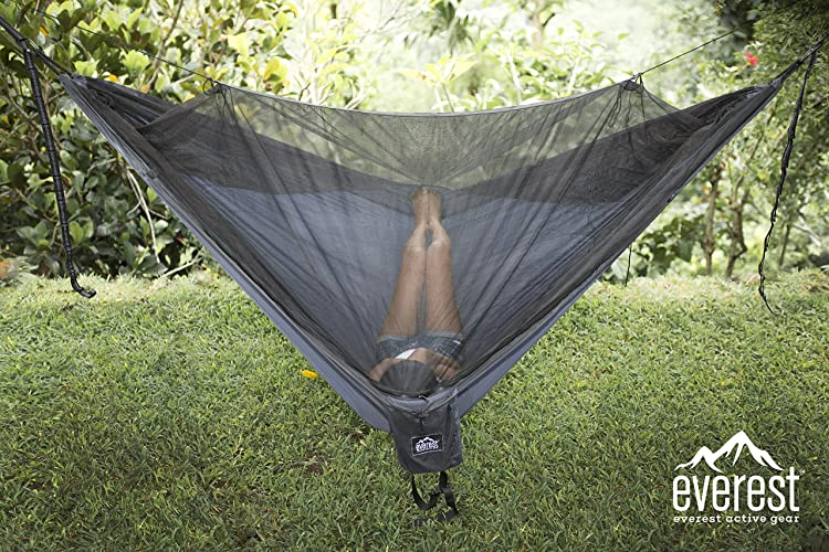 Double Camping Hammock - Everest | Bug & Mosquito Free Camping & Outdoor