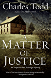 A Matter of Justice (Inspector Ian Rutledge Book 11)