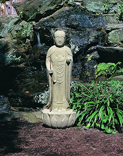 Amazon.com : Campania International OR-28-EM Morris Standing Buddha ...