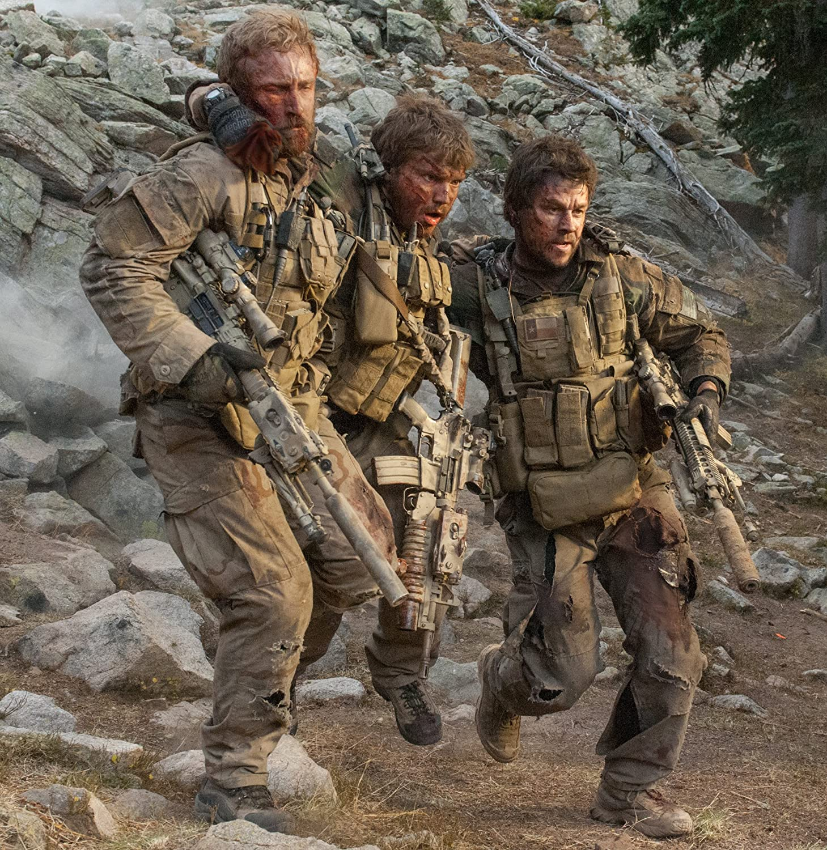 Lone Survivor [DVD]: Amazon co uk: Mark Wahlberg, Eric Bana, Ben