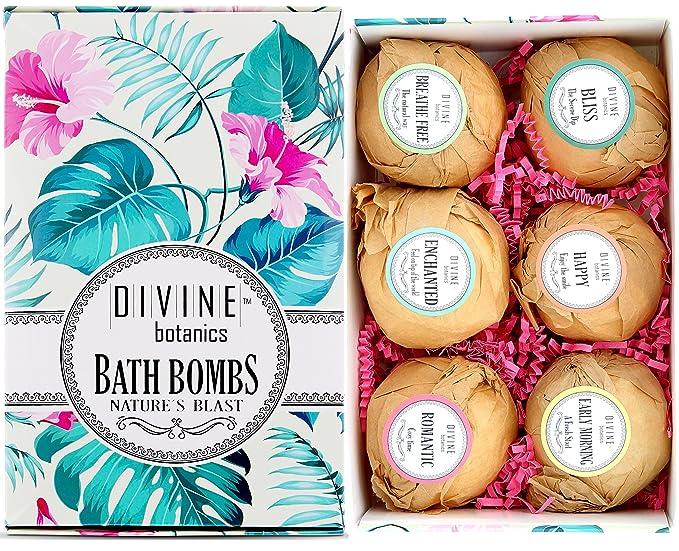 Bath Bombs for Sensitive Skin