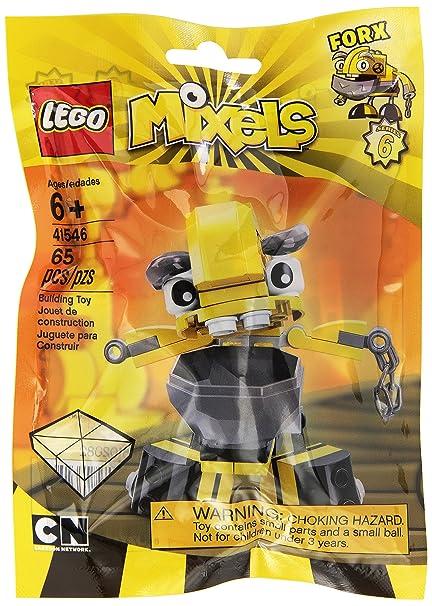 Amazon.com: LEGO Mixels Mixel Forx 41546 Building Kit: Toys & Games