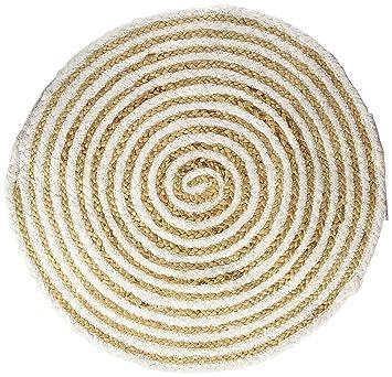 Baumwoll Teppich Gewebt amazon de chickidee homeware gewebt geflochten baumwolle und